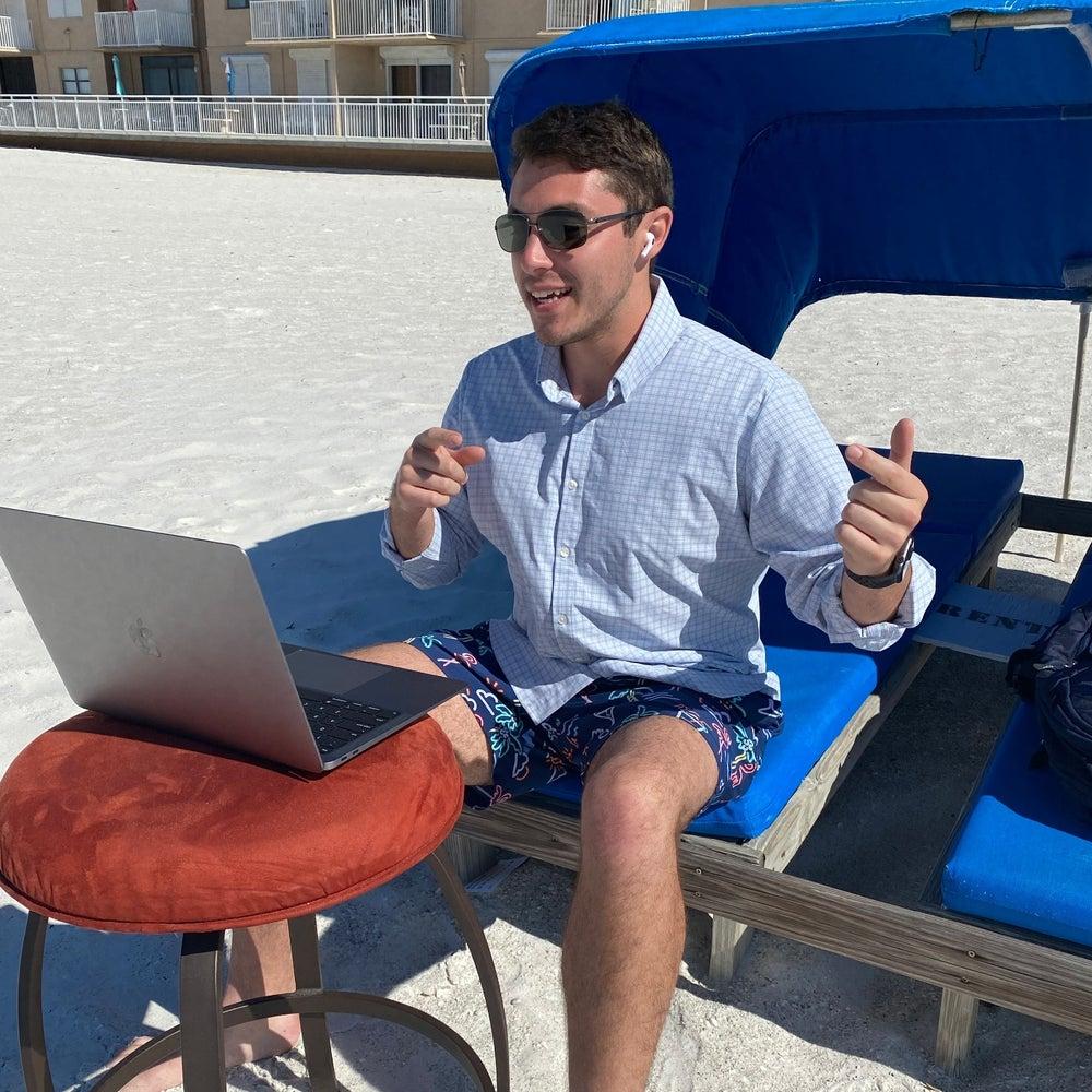 Cameron Barajas, escaped to Indian Shores, Florida