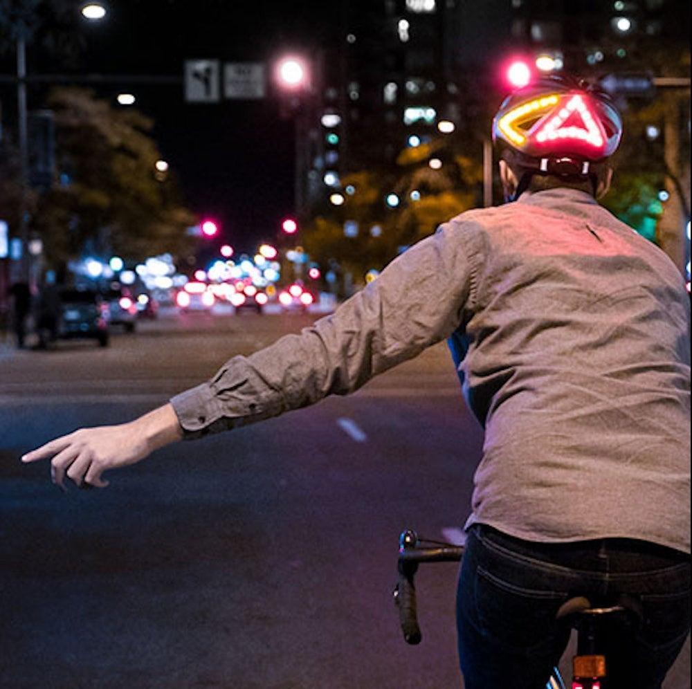 Lumos Smart LED Helmet
