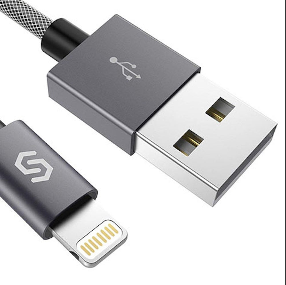 Nylon Braided iPhone Lightning Cable