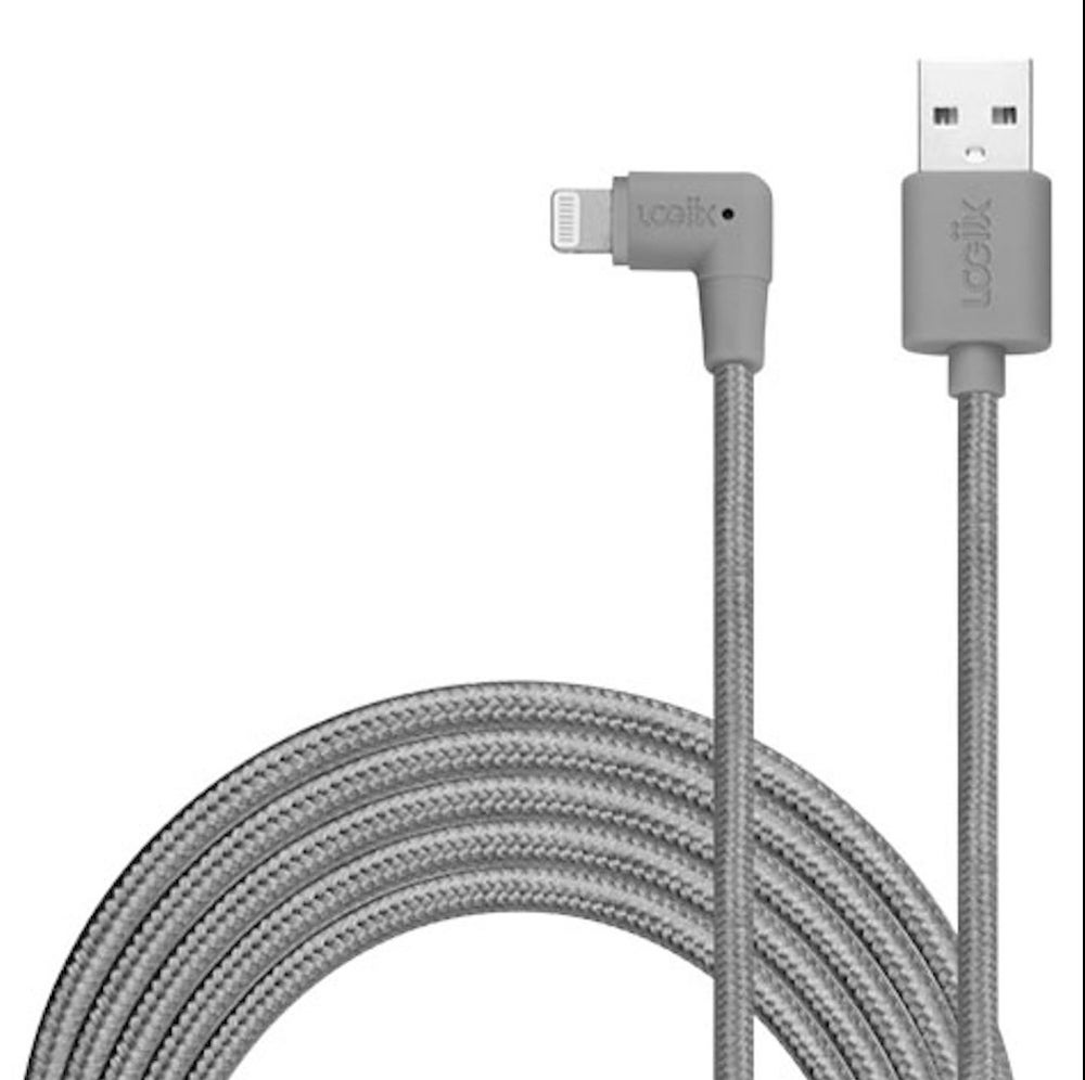 Piston Connect XL 90: 10Ft MFi Lightning Cable