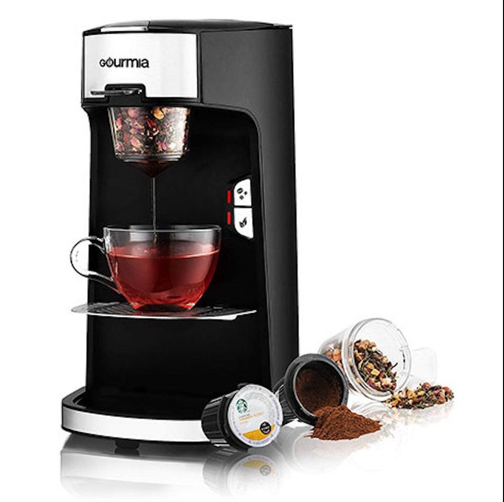 Gourmia® GCM3600 Single Serve Coffee & Tea Maker