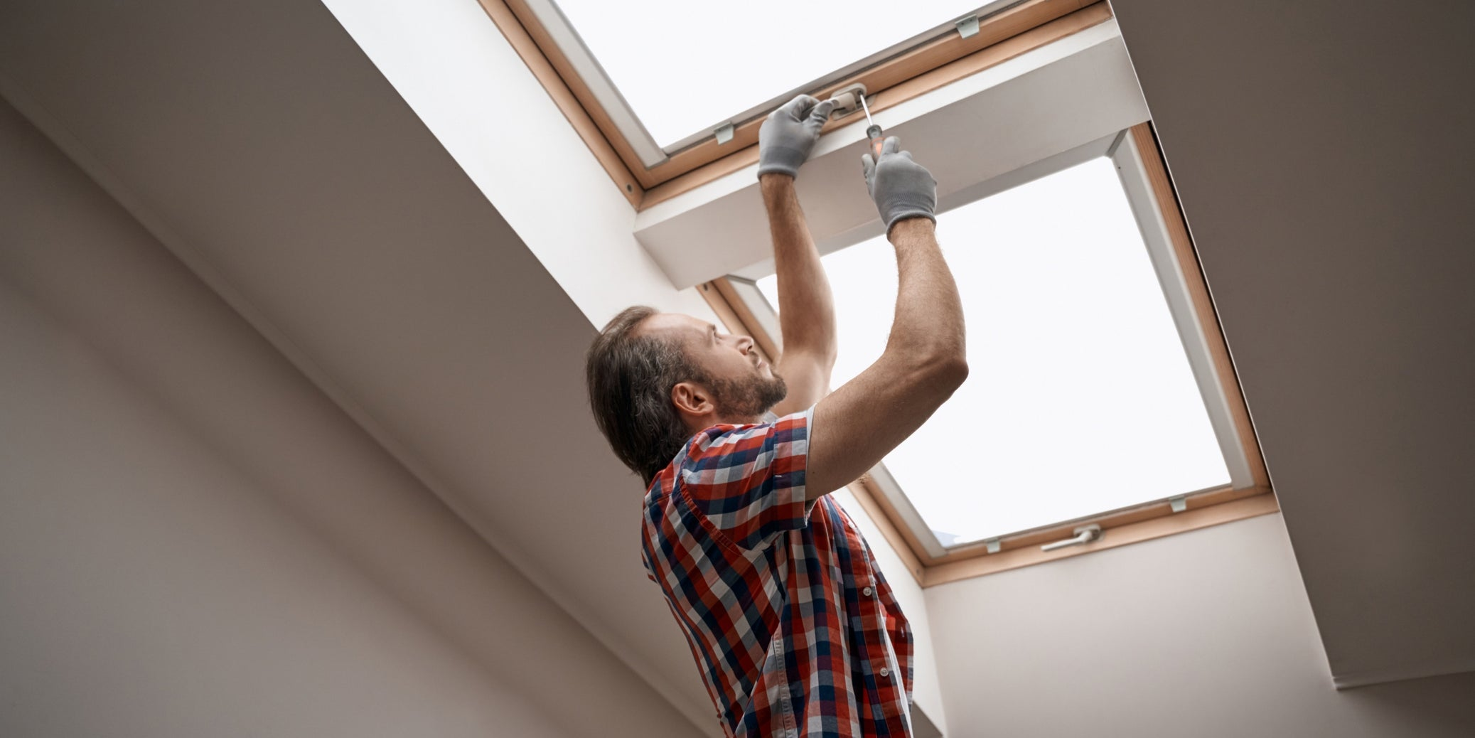 Skylight repair and install