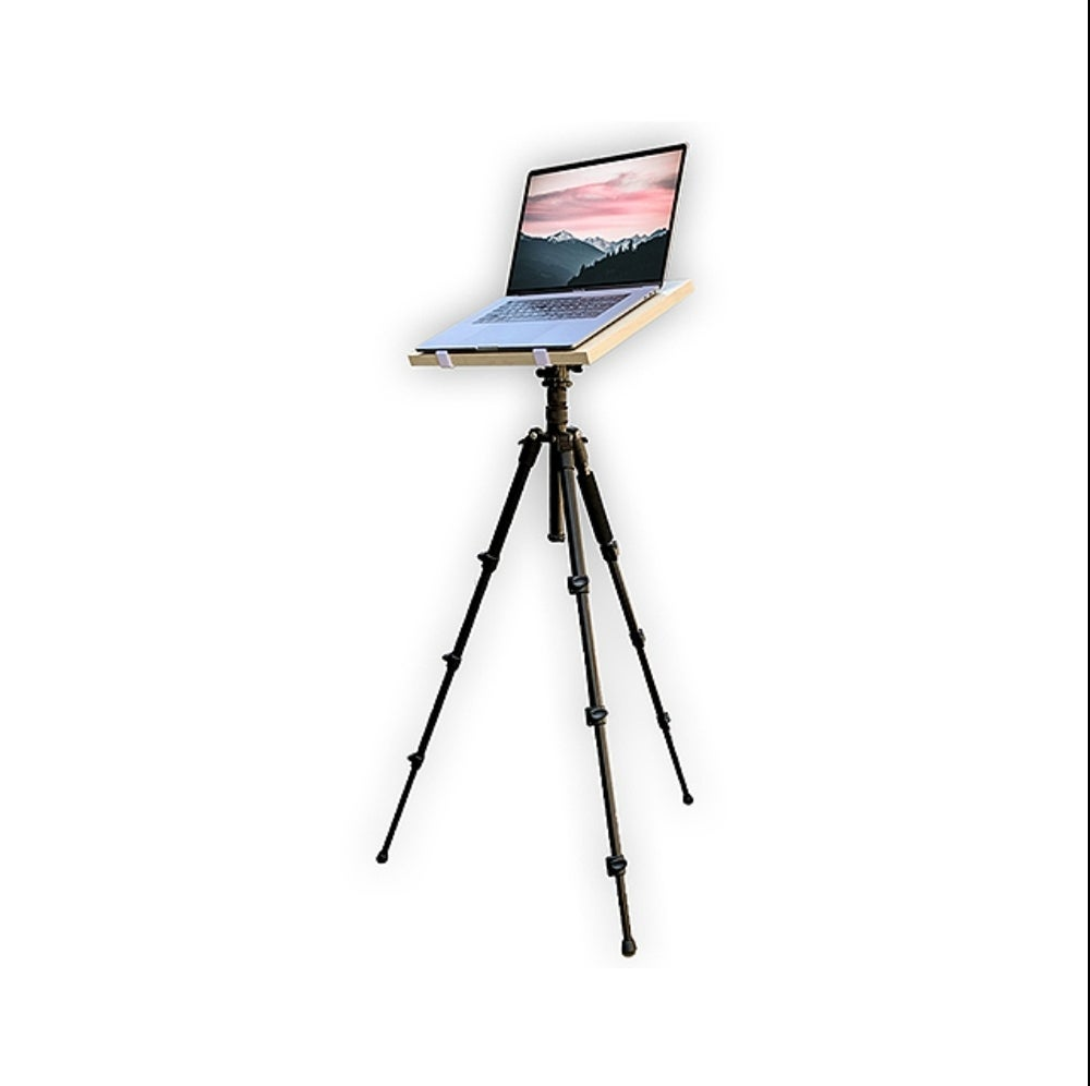 Tripod Adjustable & Portable Standing Desk