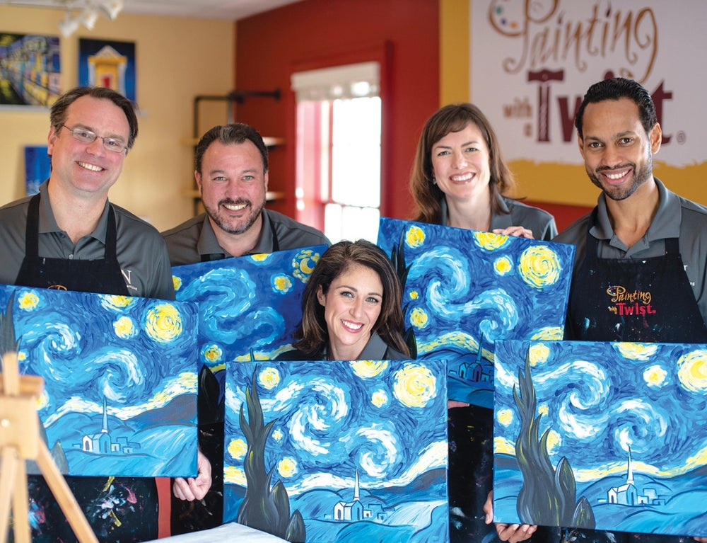 Painting with a Twist Expands its Reach — and Hours
