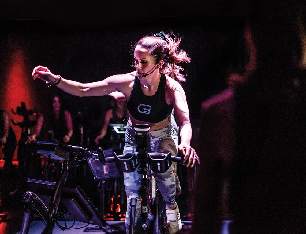 CycleBar Races to Win Over Peloton Fans