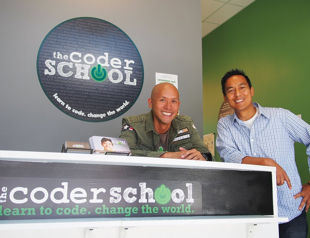 The Coder School Embraces a New Model and New Products