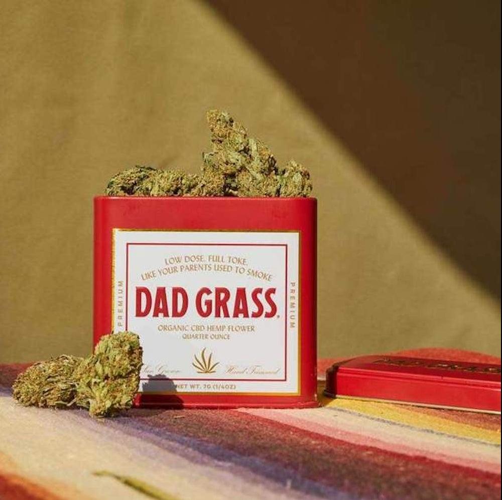 Dad Grass Hemp CBD Flower