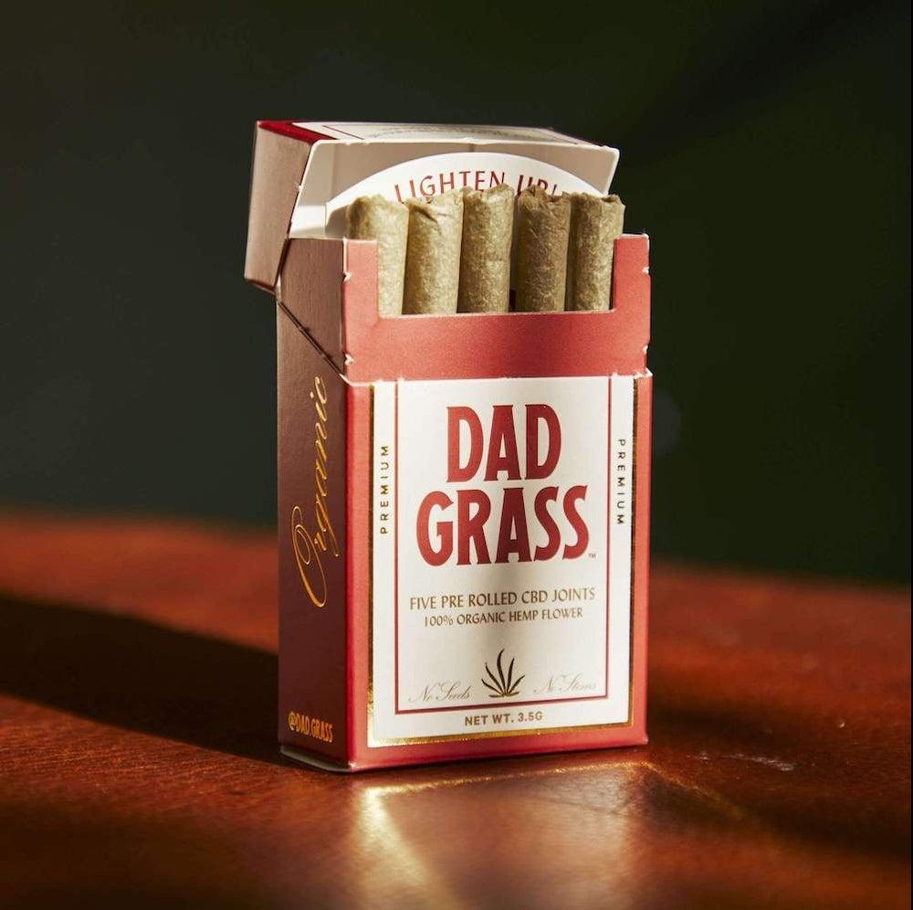 Dad Grass Hemp CBD Preroll