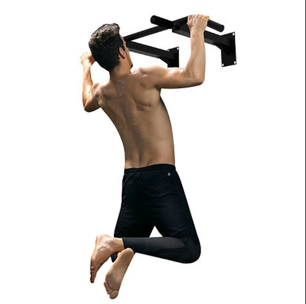 Costway Wall Mounted Pull Up Bar