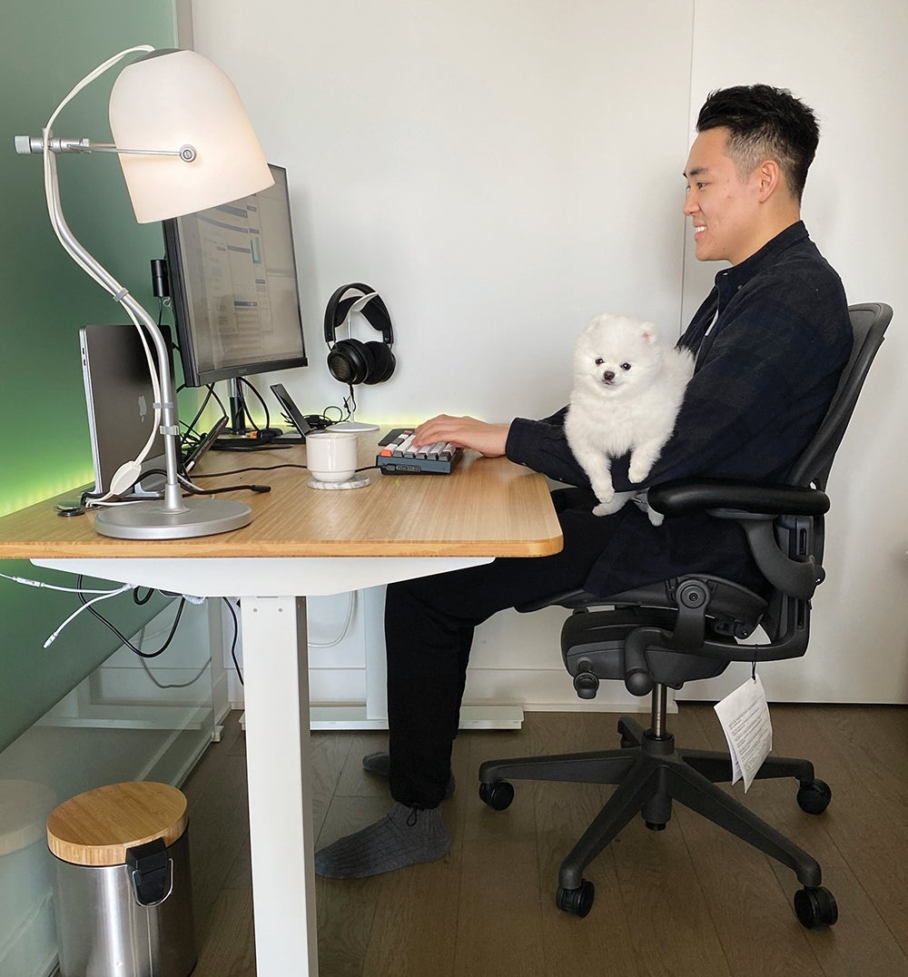 Eric Zhao / Senior business manager, commerce