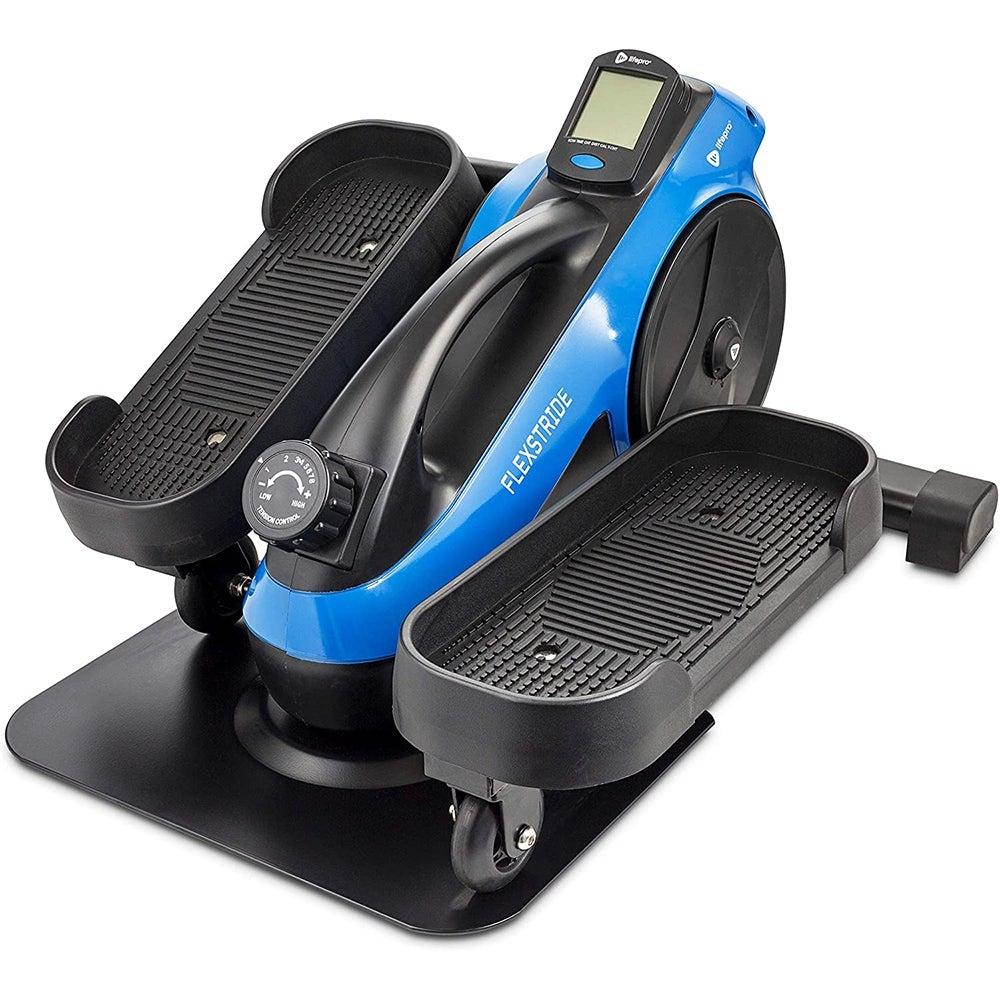 Under-Desk Elliptical Trainer: LifePro FlexStride ($160)