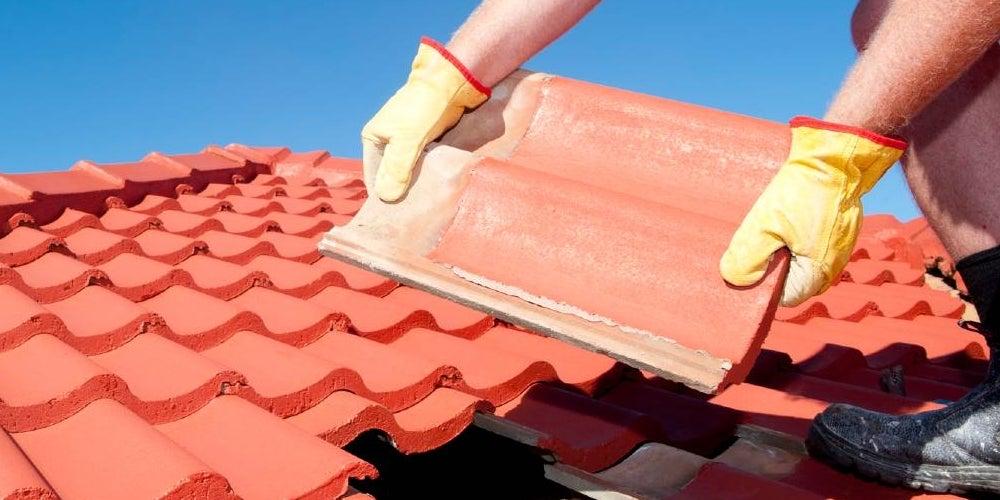 Reparador de techos