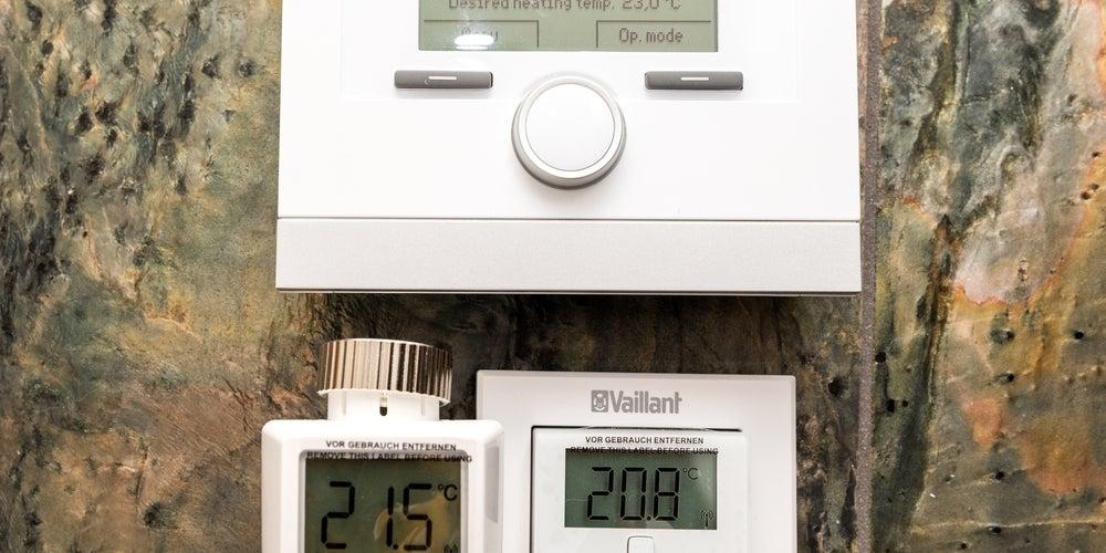Instalación de termostatos inteligentes
