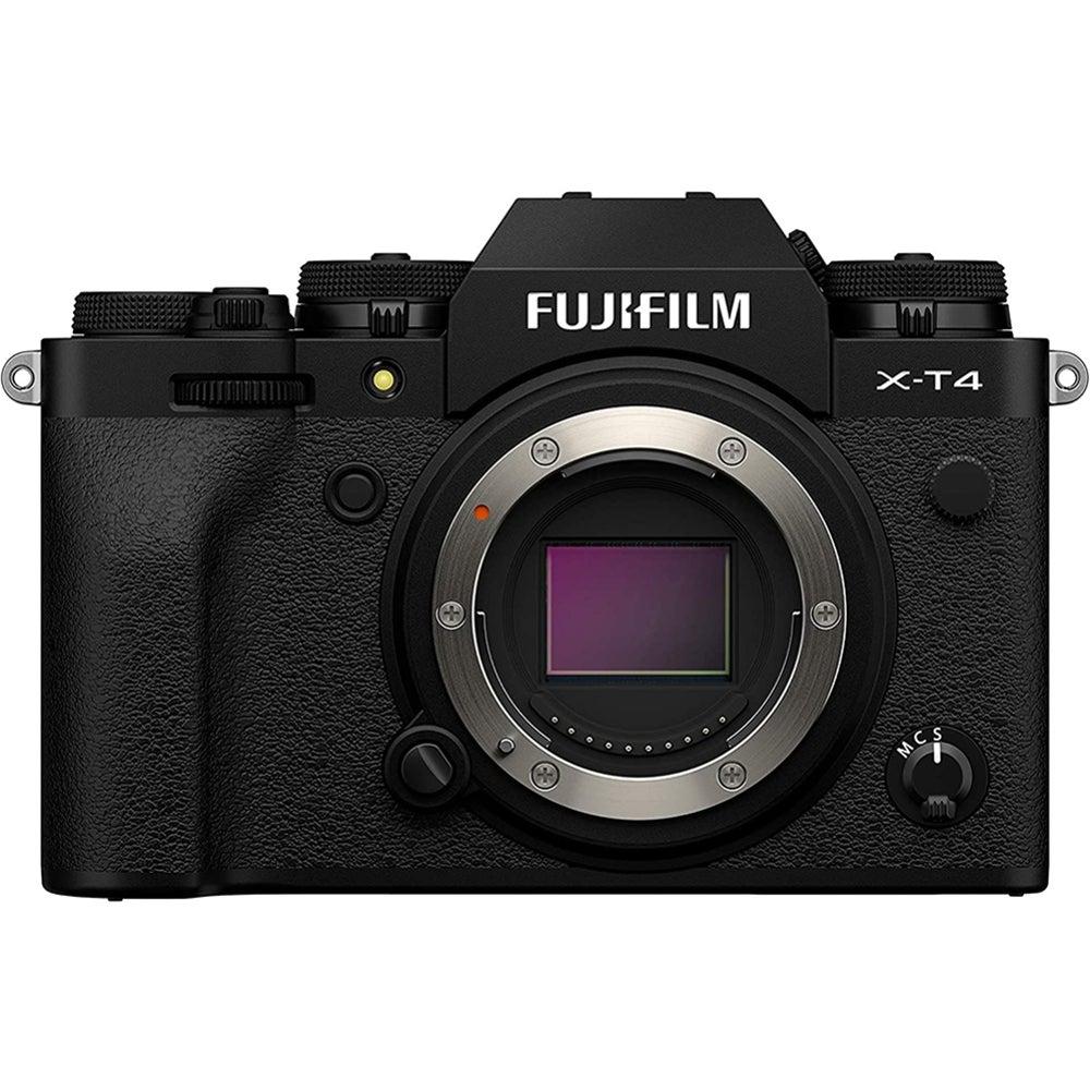 Best Camera Overall: Fujifilm X-T4 ($3,498)