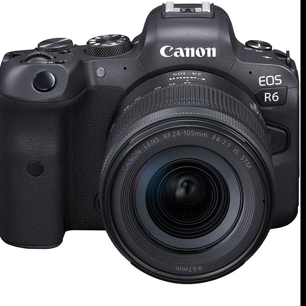 Best Canon Camera: Canon EOS R6 ($2,799)
