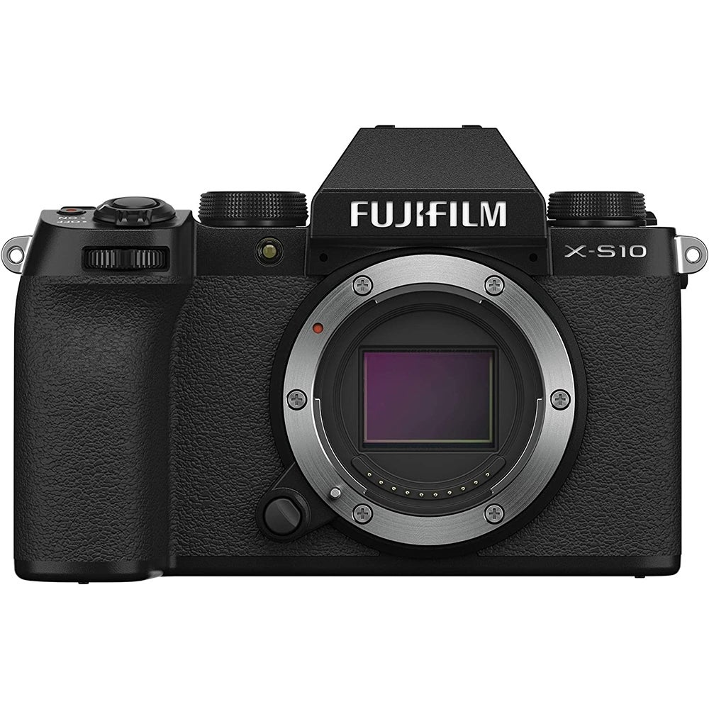 Best Beginner Camera: Fujifilm X-S10 ($999)