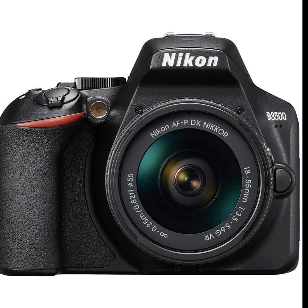 Best Budget Camera: Nikon D3500