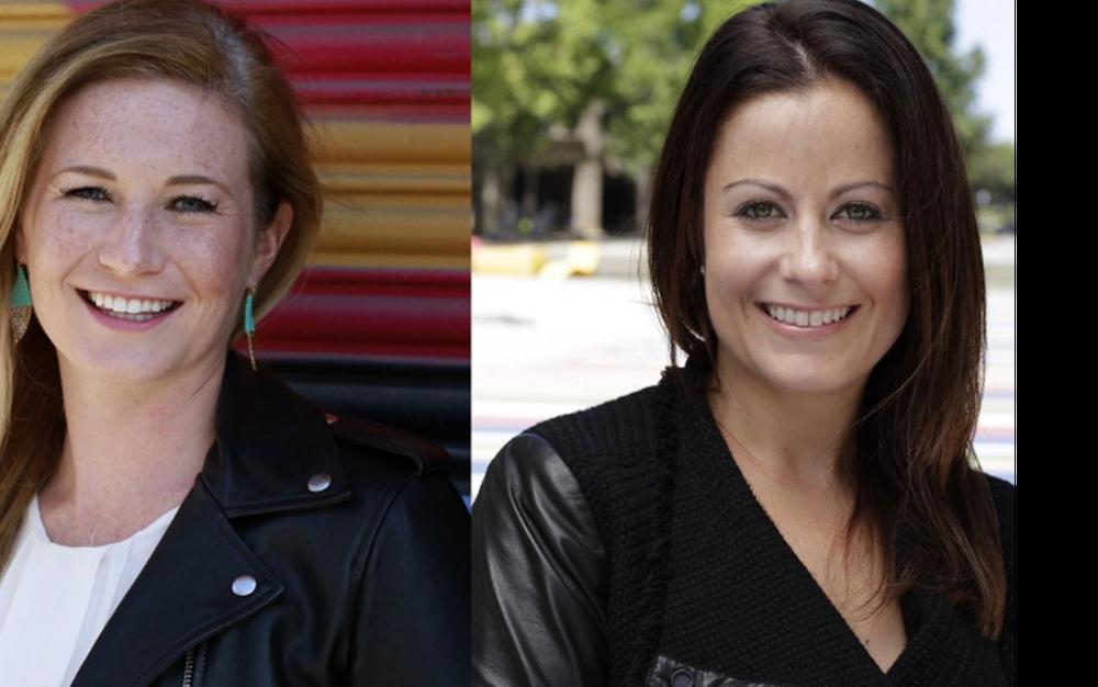 Charlene Tassinari and Carly Potock, Canvas+Co