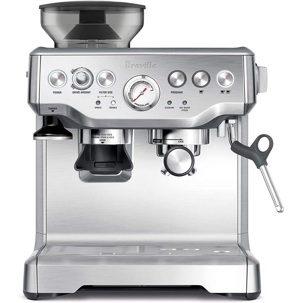 Best Espresso Machine Under $1,000: Breville BES870XL Barista Express ($600)