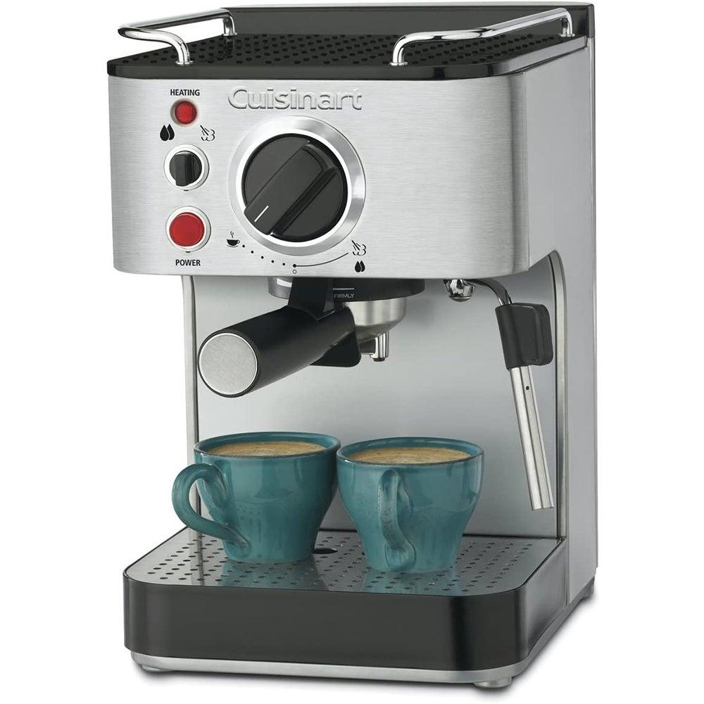 Best Espresso Machine Under $200: Cuisinart EM-100NP1
