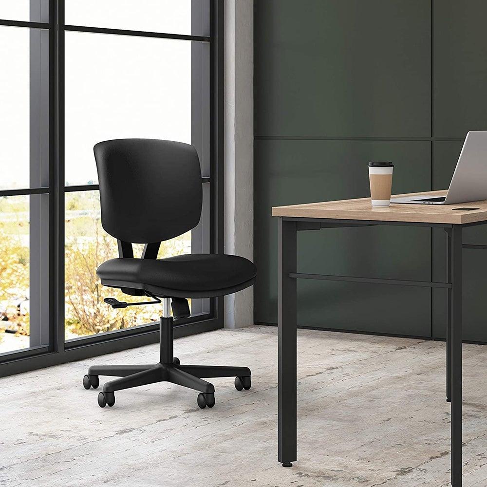 Best armless office chair: Hon Volt ($ 140)