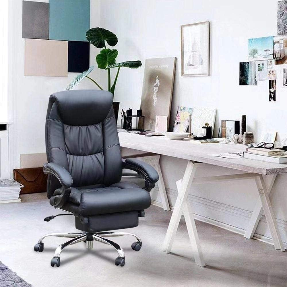 Best leather office chair: Duramont DRC71B