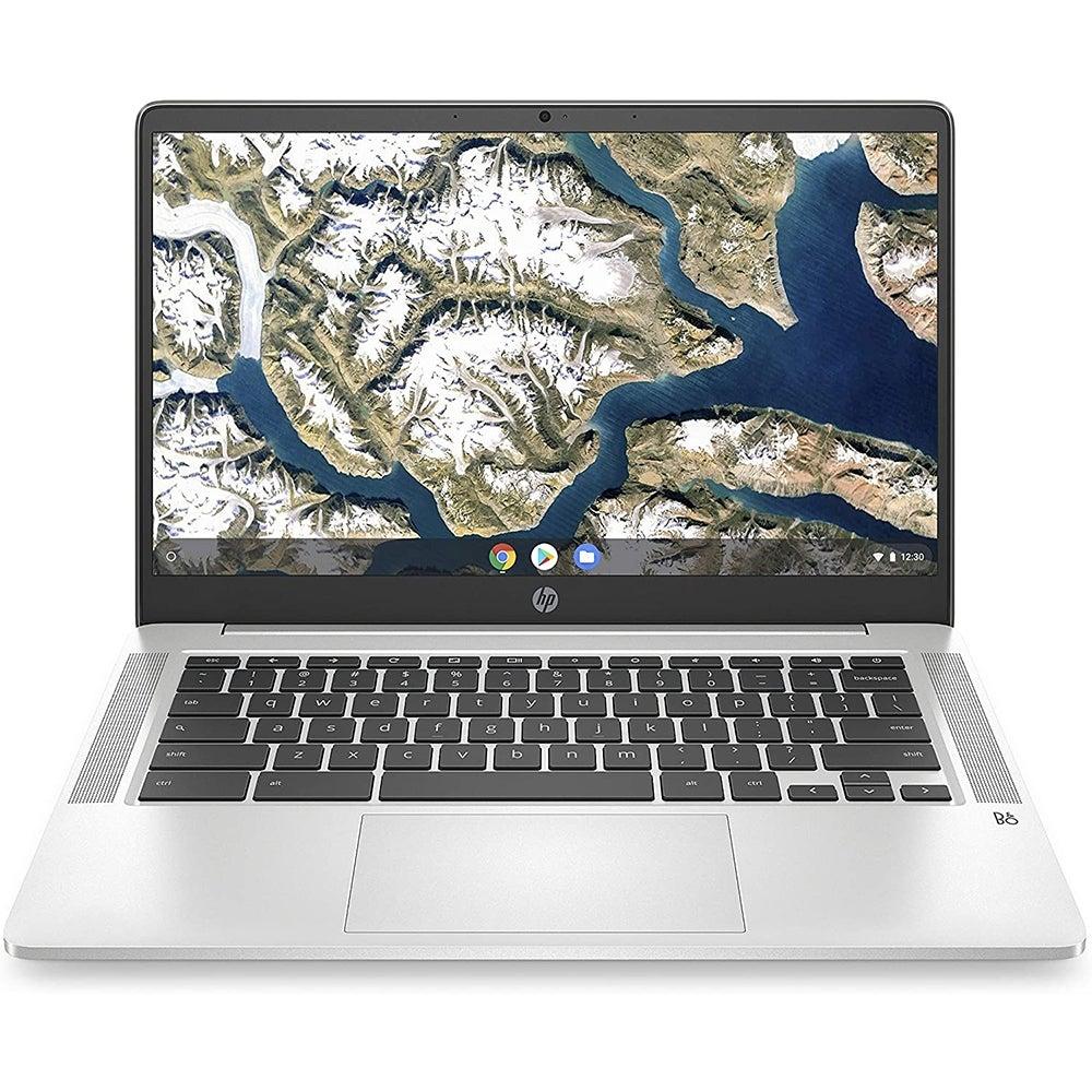 Best Chromebook Overall: HP Chromebook 14 ($249, $199 Renewed)