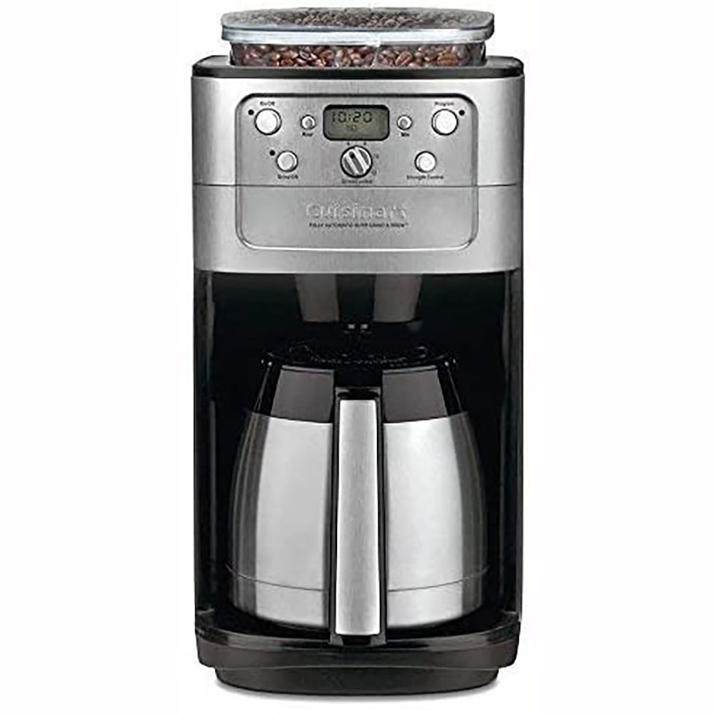 Best Coffee Maker with Grinder: Cuisinart DGB-900BC ($399)