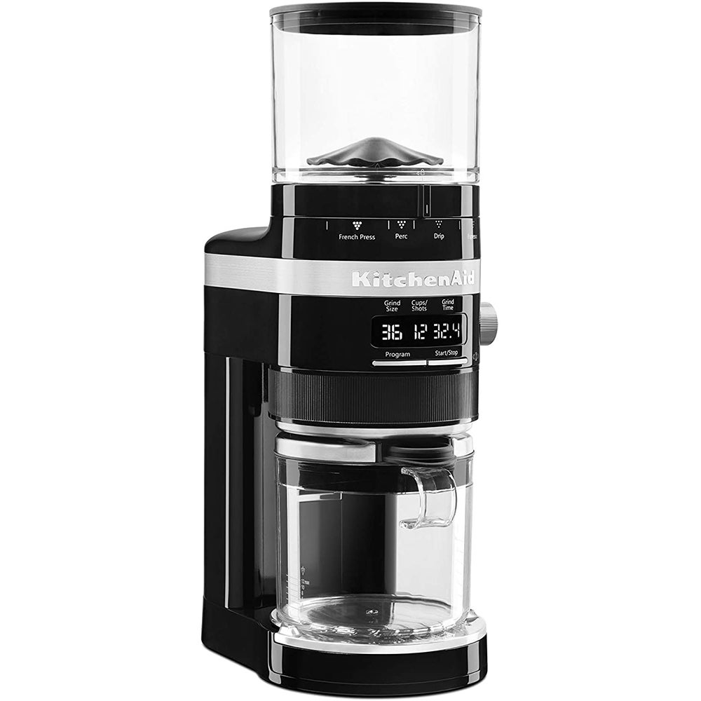 Best Coffee Grinder for Espresso: KitchenAid KCG8433OB ($149)