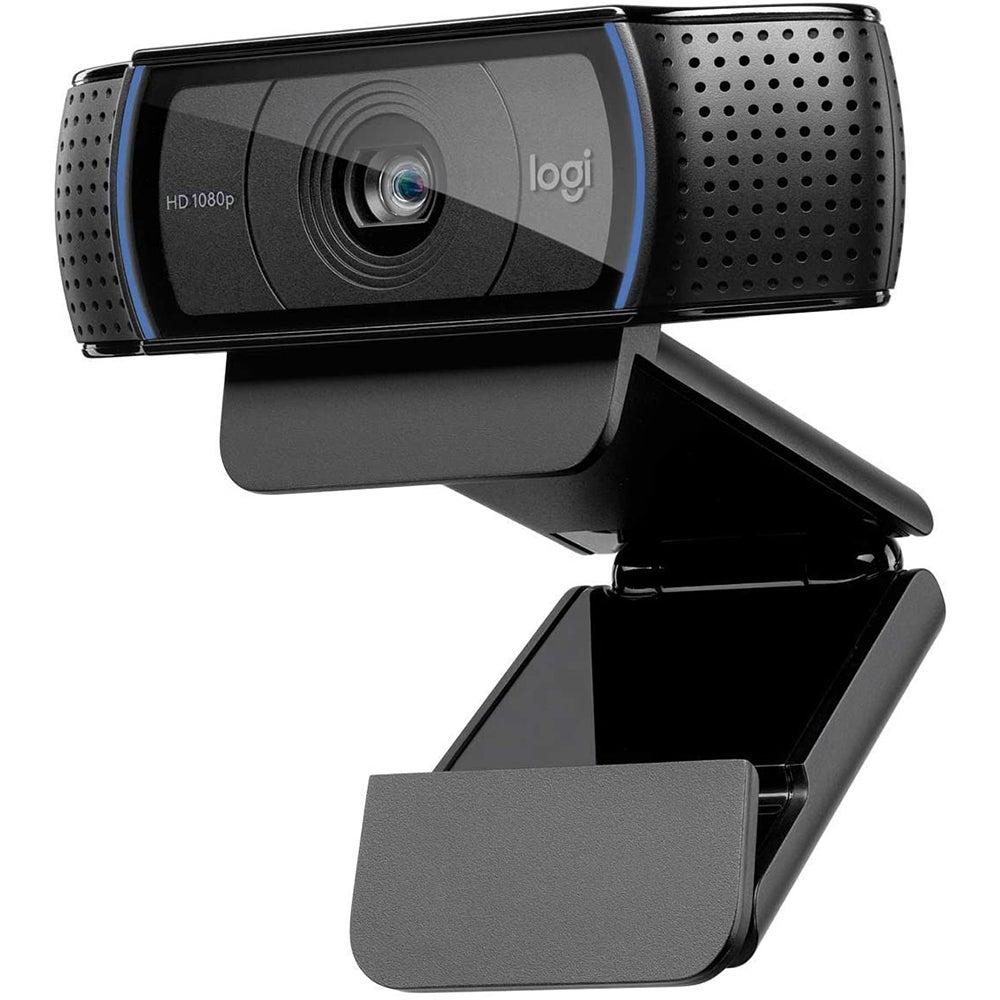 Best Mac Webcam Overall: Logitech C920 Pro ($79)