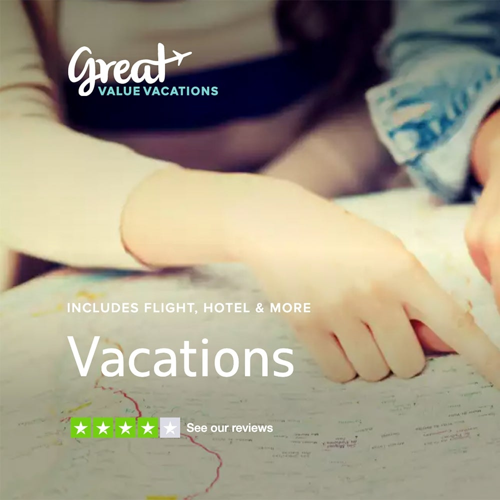 Best Overall: Great Value Vacations