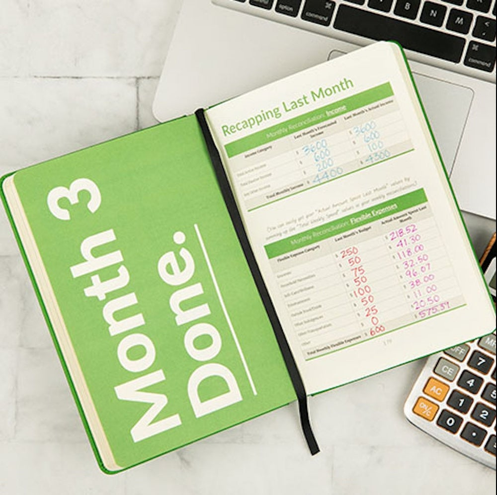 Budgeting Sidekick Journals (Volumes 1 & 2)