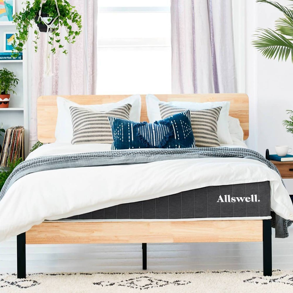 Best Affordable Cooling Mattress: The Allswell ($265+)