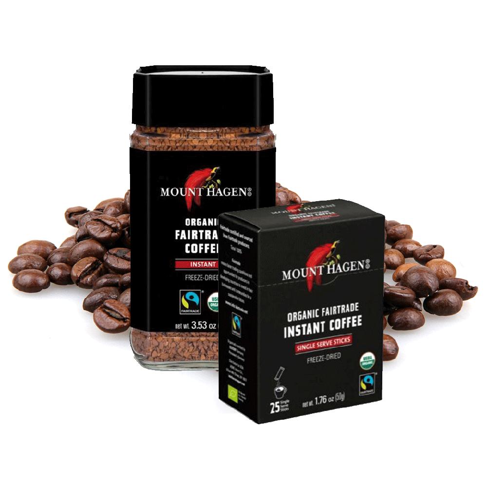 Best Instant Coffee: Mount Hagen