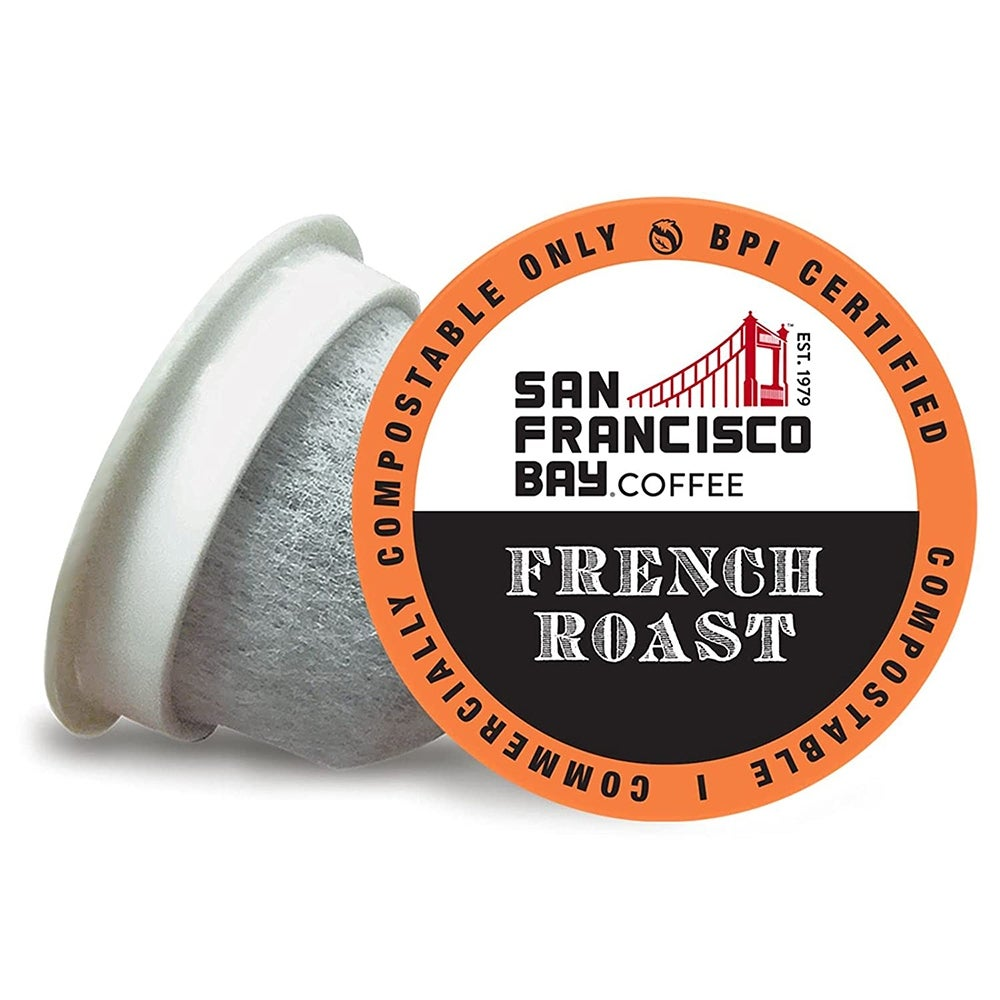 Best K-Cup Coffee: San Francisco Bay