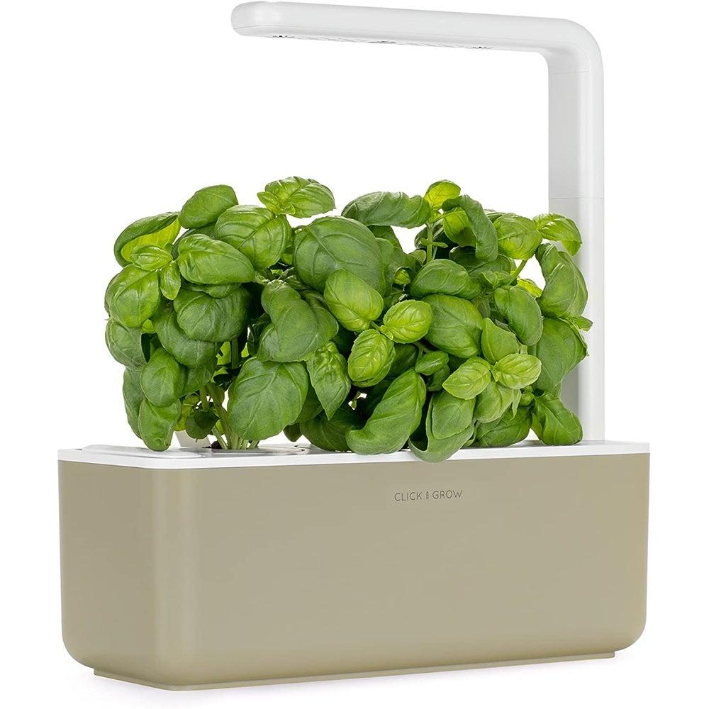 Best Starter Kit: Click and Grow Smart Garden 3 ($100)