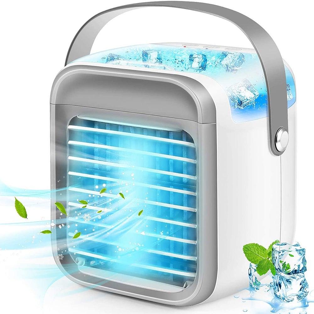 Best Apartment AC Unit: iBaste Portable Air Conditioner ($ 53)