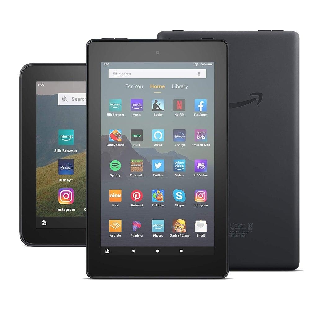 Amazon Fire HD Tablet ($50-$90)