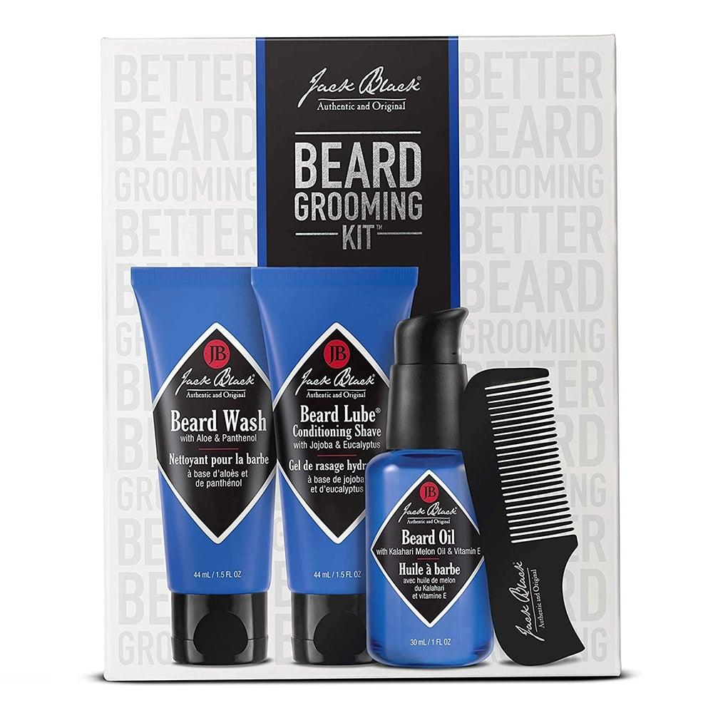 Jack Black Beard Grooming Kit ($35)