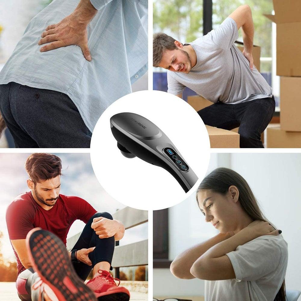 Best Budget Massage Gun: Vivreal LY-651A ($40)