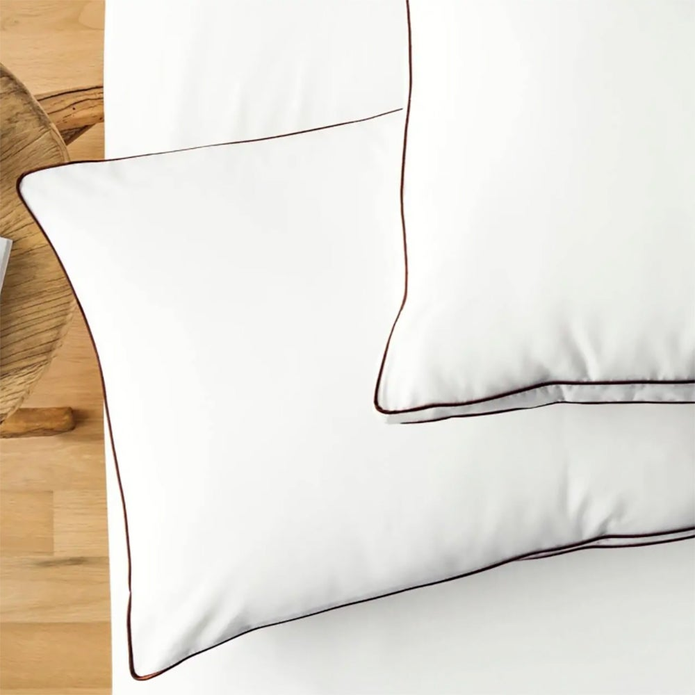 Best for Neck Pain: The Saatva Pillow ($155)