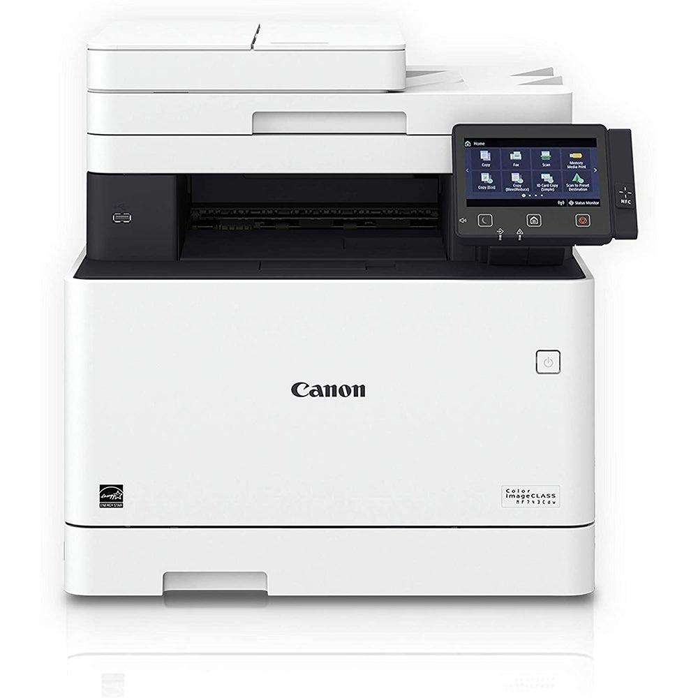 Best Home Office Printer: Canon imageClass MF743Cdw ($479)