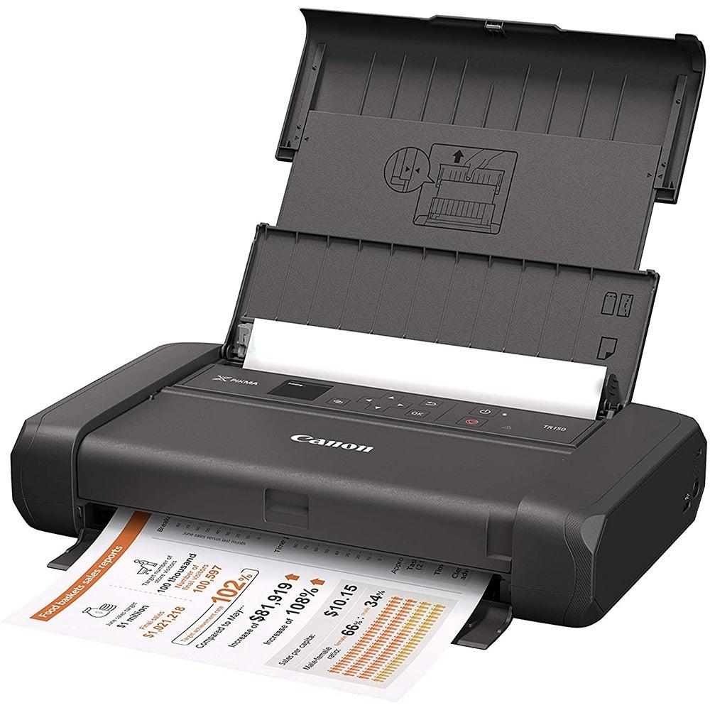 Best Compact Printer: Canon Pixma TR150 ($199)