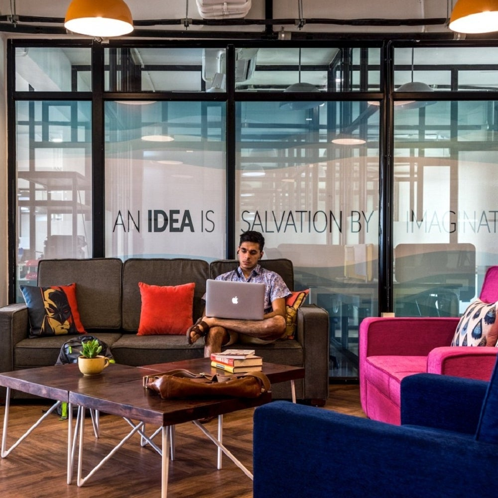 Supporting Startups with Flexible Spaces
