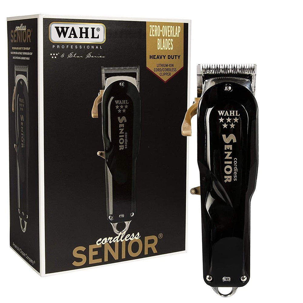 Best Overall: Wahl Professional Cordless Senior ($138)