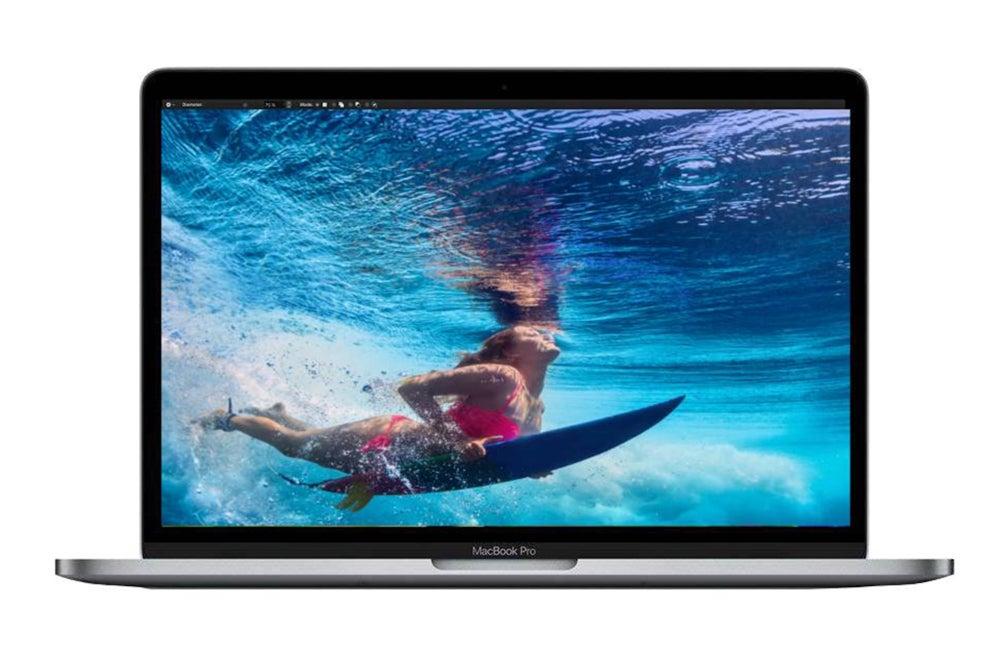 "Apple MacBook Pro 13.3"" Retina, 2.3GHz Core i5, 128GB - Space Gray (Refurbished)"