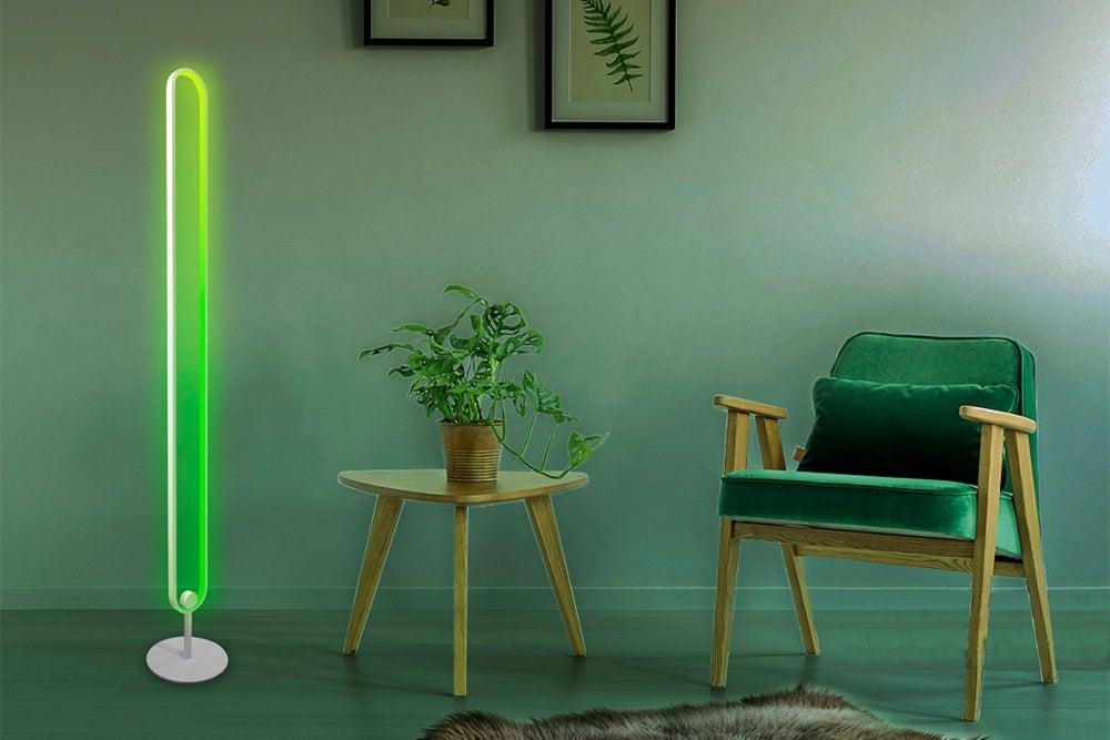 Lamp Depot Annular Color Floor Lamp