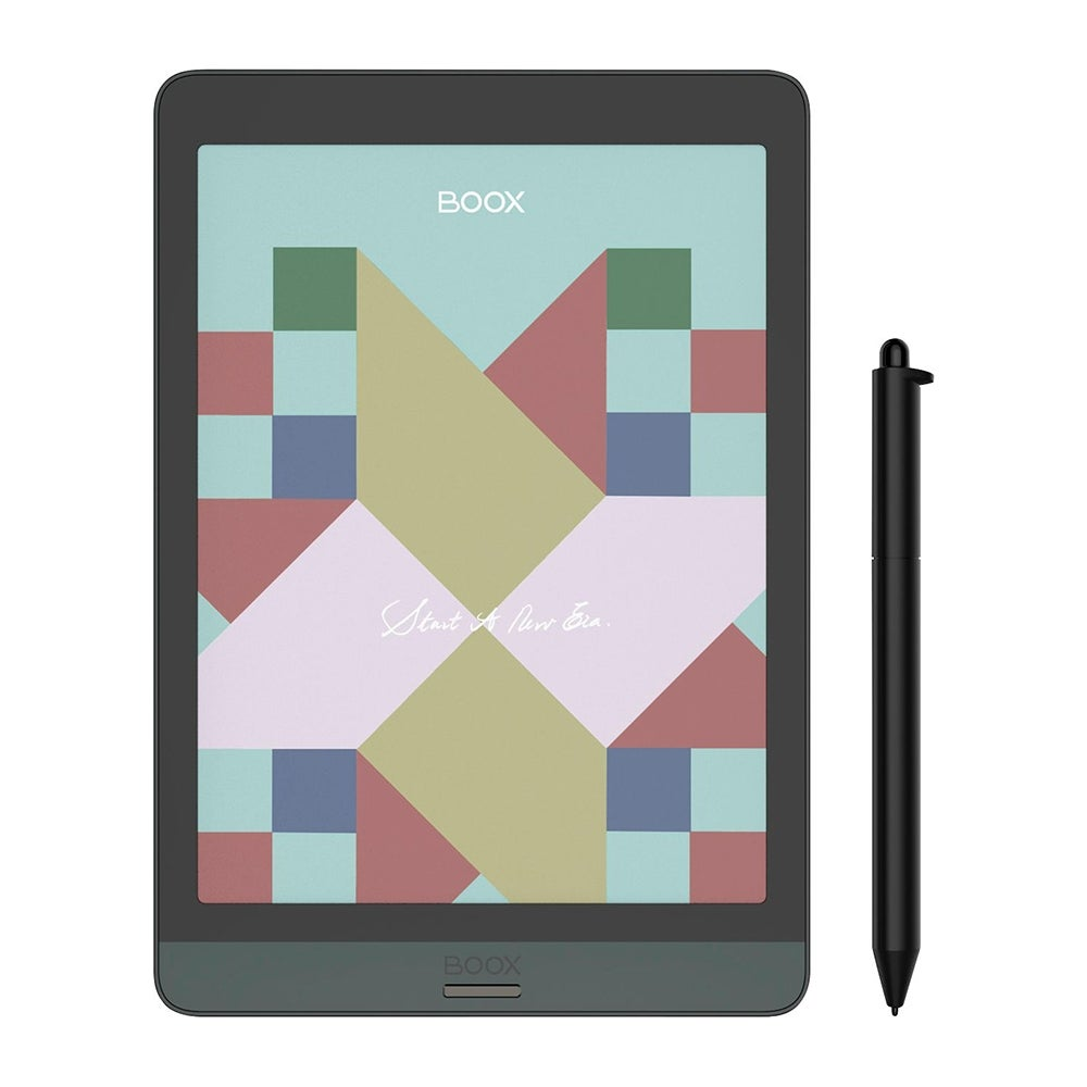 Best Tablet for Reading: Onyx Boox Nova3 Color