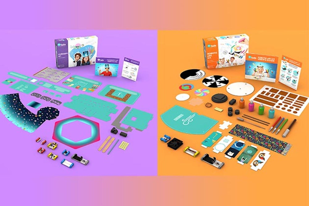The STEM Starter Bundle: Robotic & Curiosity Kits
