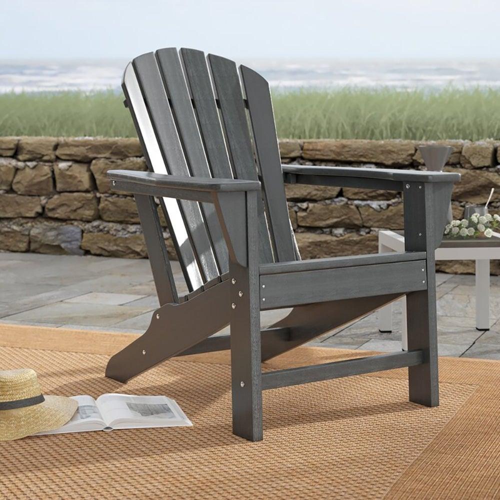 Best-Priced Adirondack Chair: Makowski Plastic Adirondack Chair ($159)
